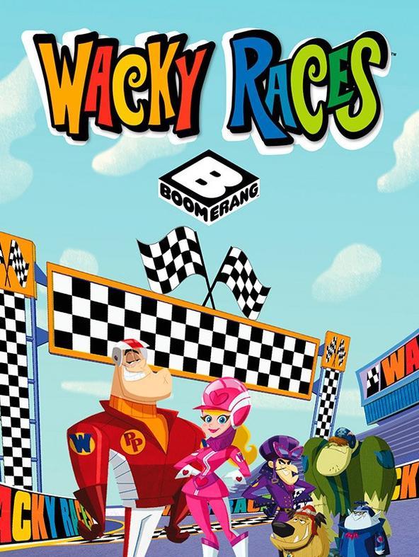 S1 Ep40 - Wacky Races
