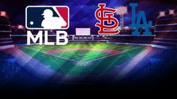 St. Louis - LA Dodgers