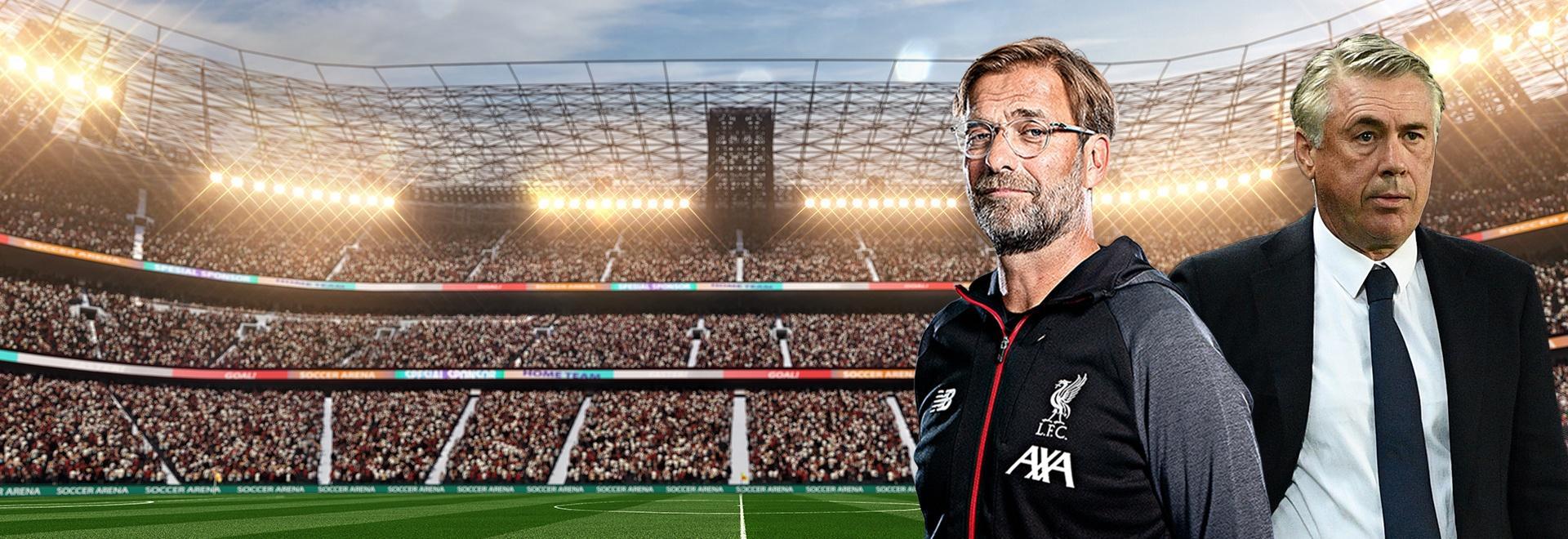 Liverpool - Napoli. 5a g.