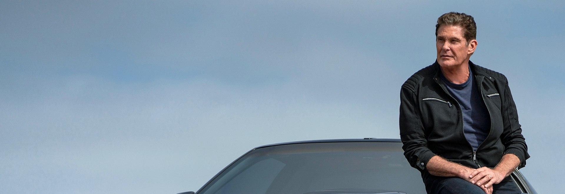 David Hasselhoff: Supercars anni '80