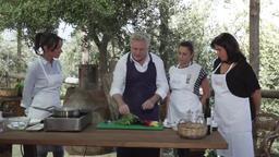 Lo chef e la sua scuola. 1a parte
