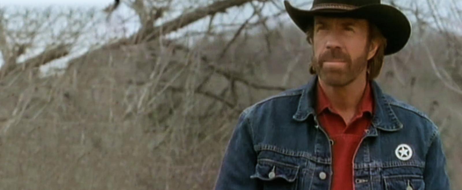 Walker texas ranger: la leggenda di..