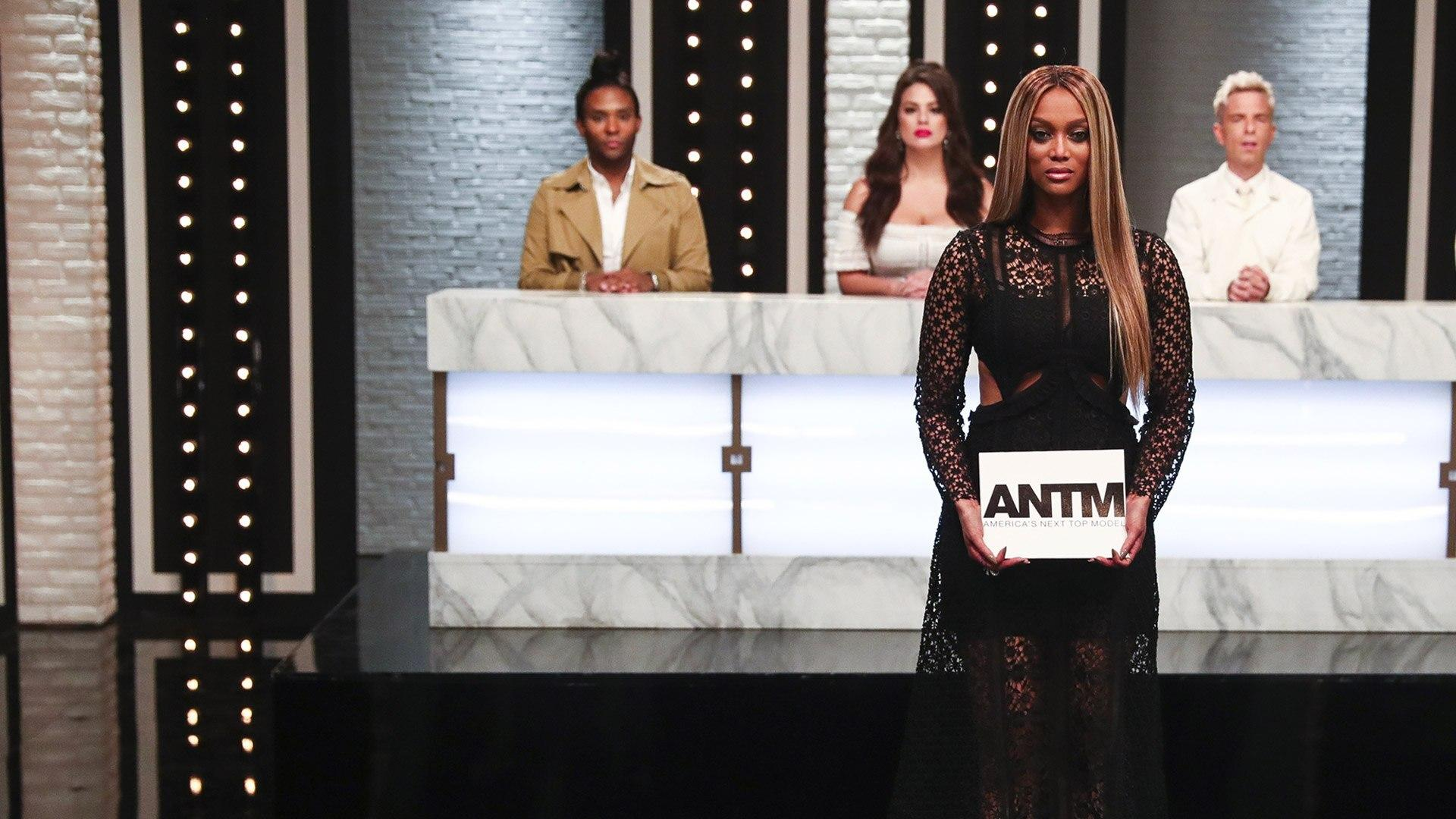 Sky Uno +1 HD America's Next Top Model -