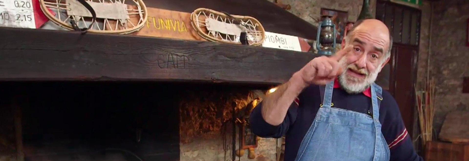Giorgione: monti e cucina