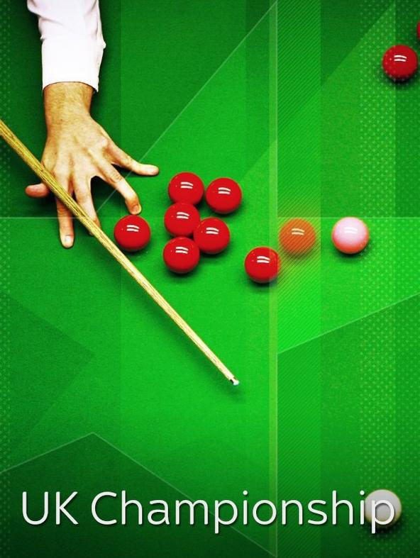 Snooker: UK Championship