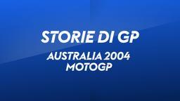 Australia, Phillip Island 2004 MotoGP