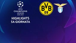 Borussia Dortmund - Lazio