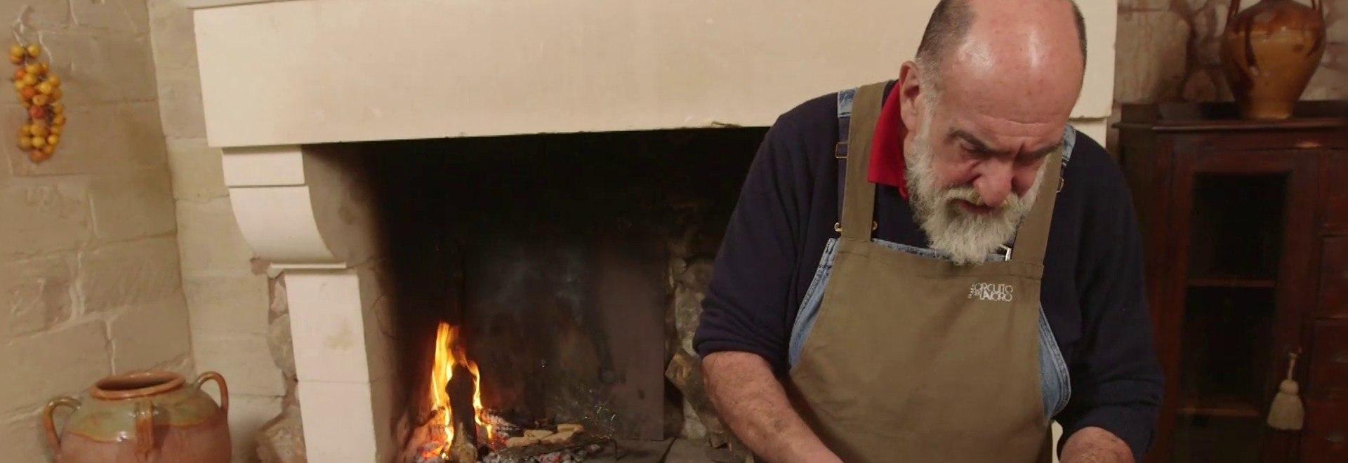 Giorgione: orto e cucina - Salento
