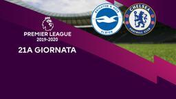 Brighton & Hove Albion - Chelsea. 21a g.