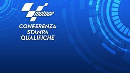 Conferenza Stampa Qualifiche - Stag. 2021 Ep. 16 - GP Made in Italy e Emilia Romagna