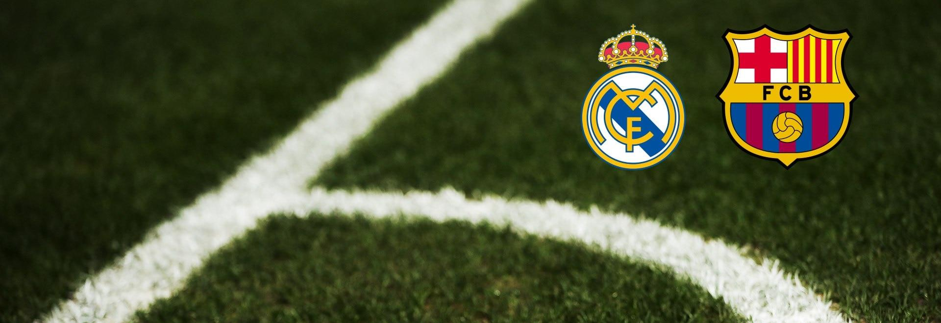 Real Madrid - Barcellona. 26a g.