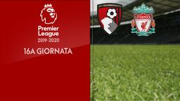 Bournemouth - Liverpool. 16a g.