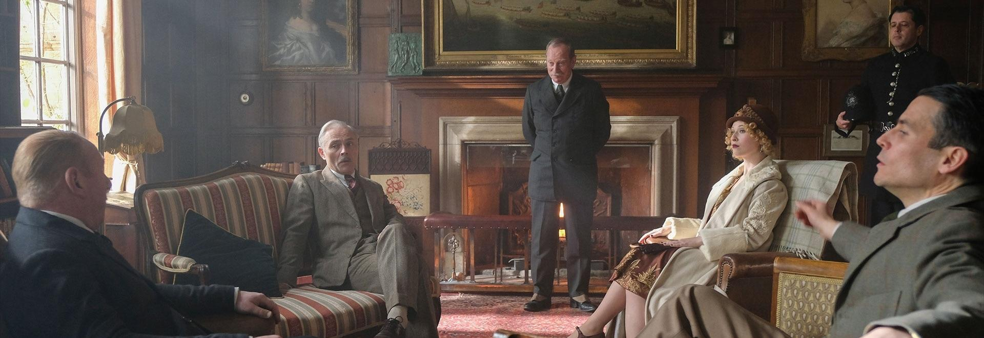 La misteriosa scomparsa di Agatha Christie