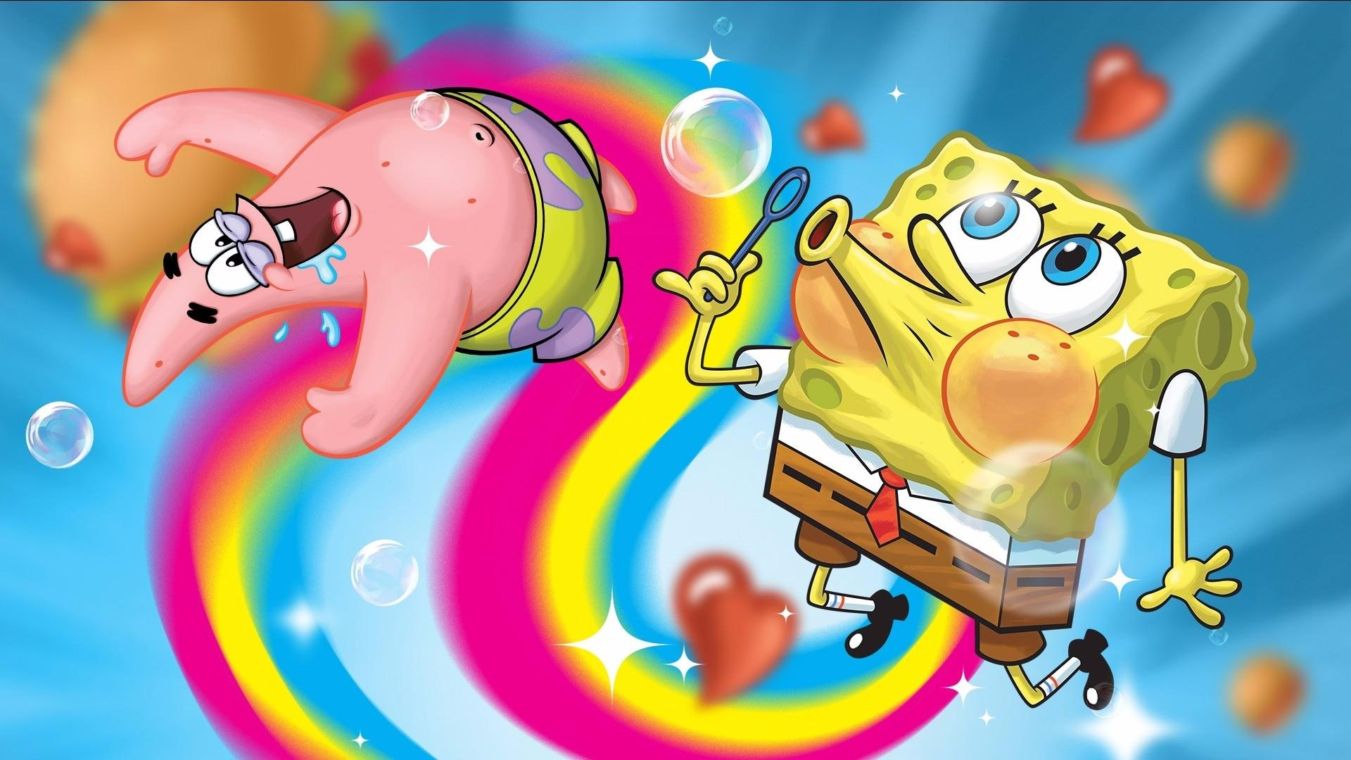 Super! SpongeBob