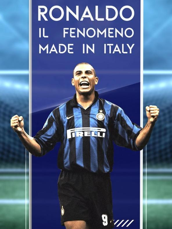 Ronaldo il Fenomeno Made in Italy