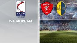 Perugia - Modena. 27a g.