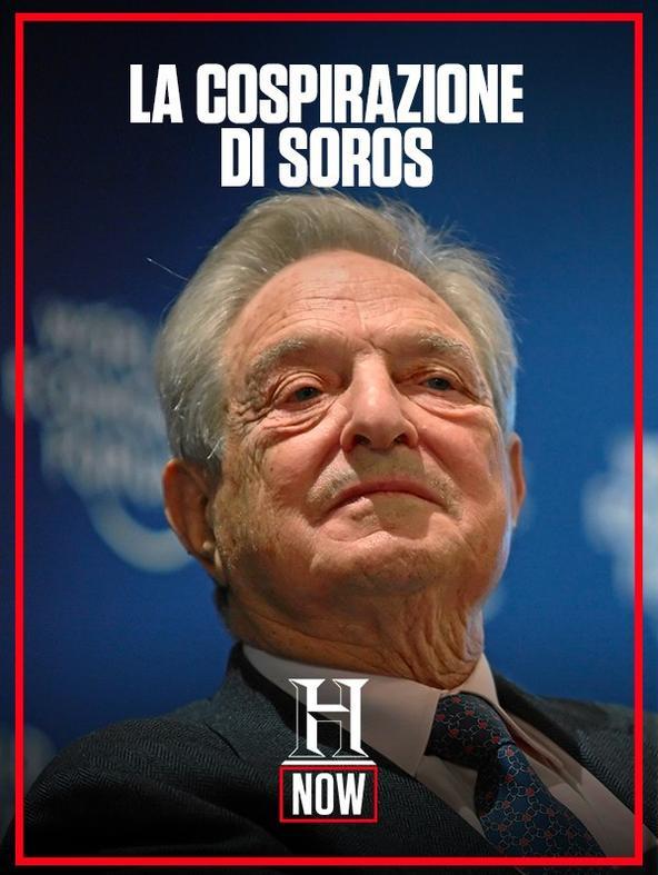 La cospirazione di Soros