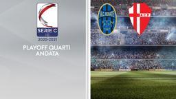 Renate - Padova. Playoff Quarti Andata