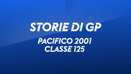 Pacifico, Motegi 2001. Classe 125