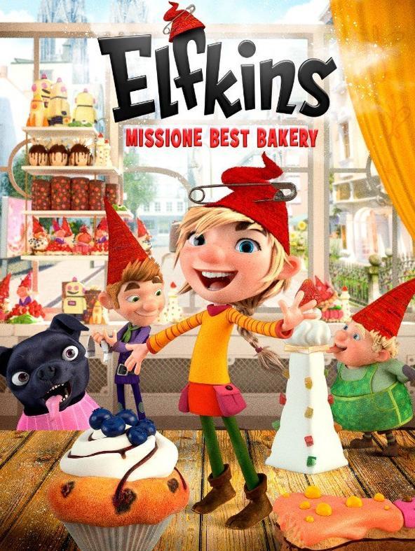 Elfkins - Missione Best Bakery