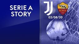 Juventus - Roma 02/08/20. 38a g.