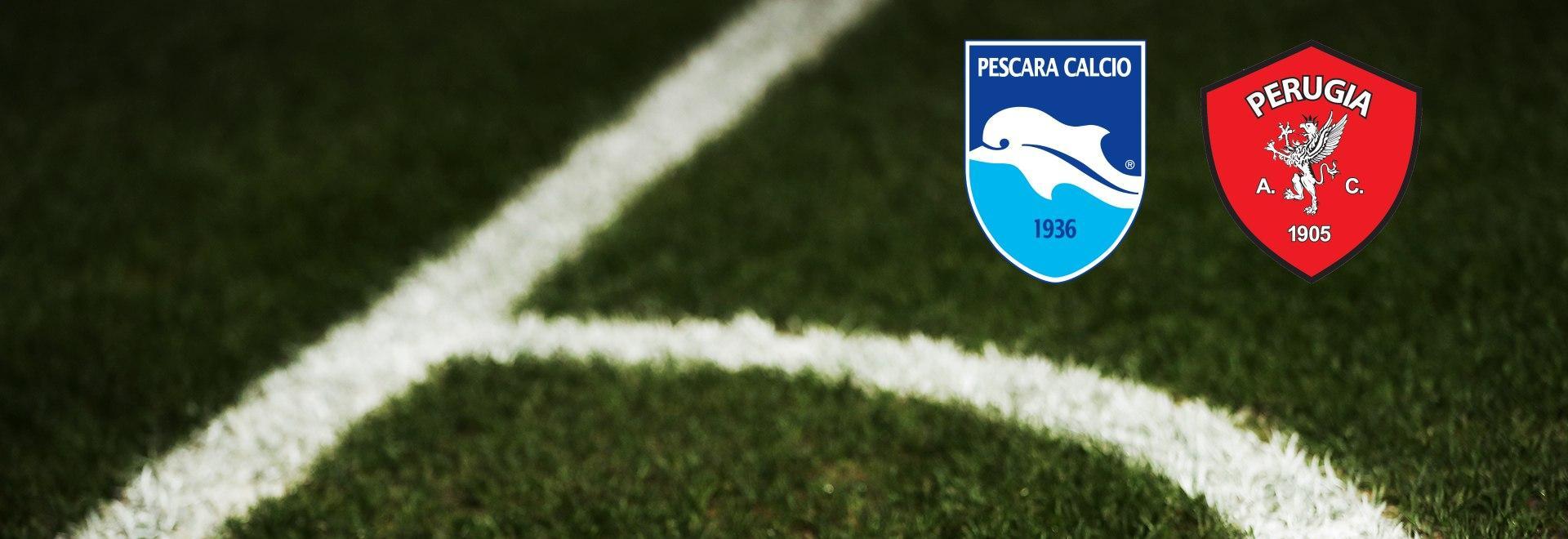 Pescara - Perugia. Playout