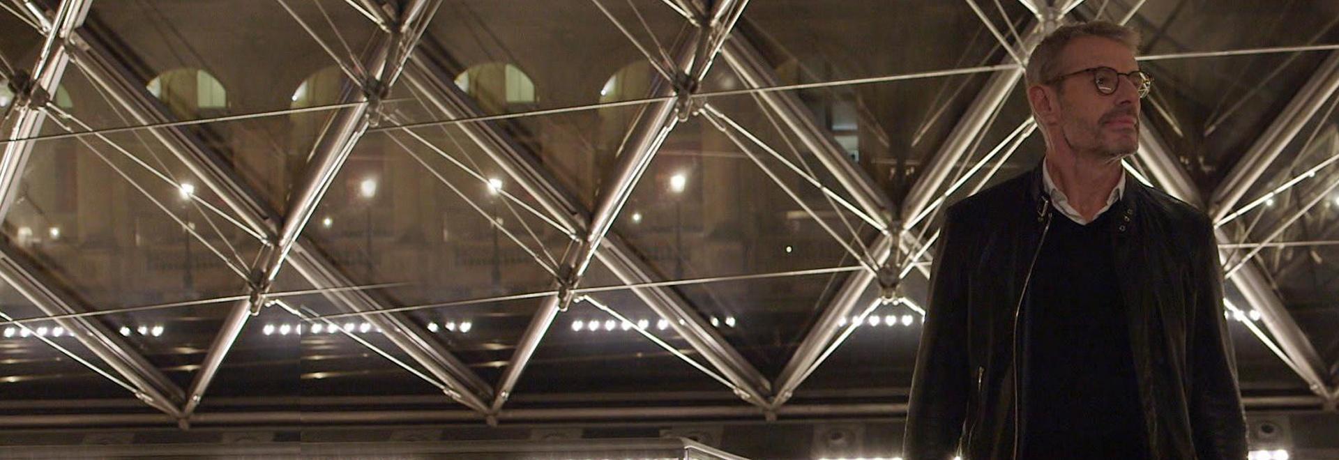 Una notte al Louvre con Lambert Wilson