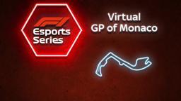 Virtual GP of Monaco