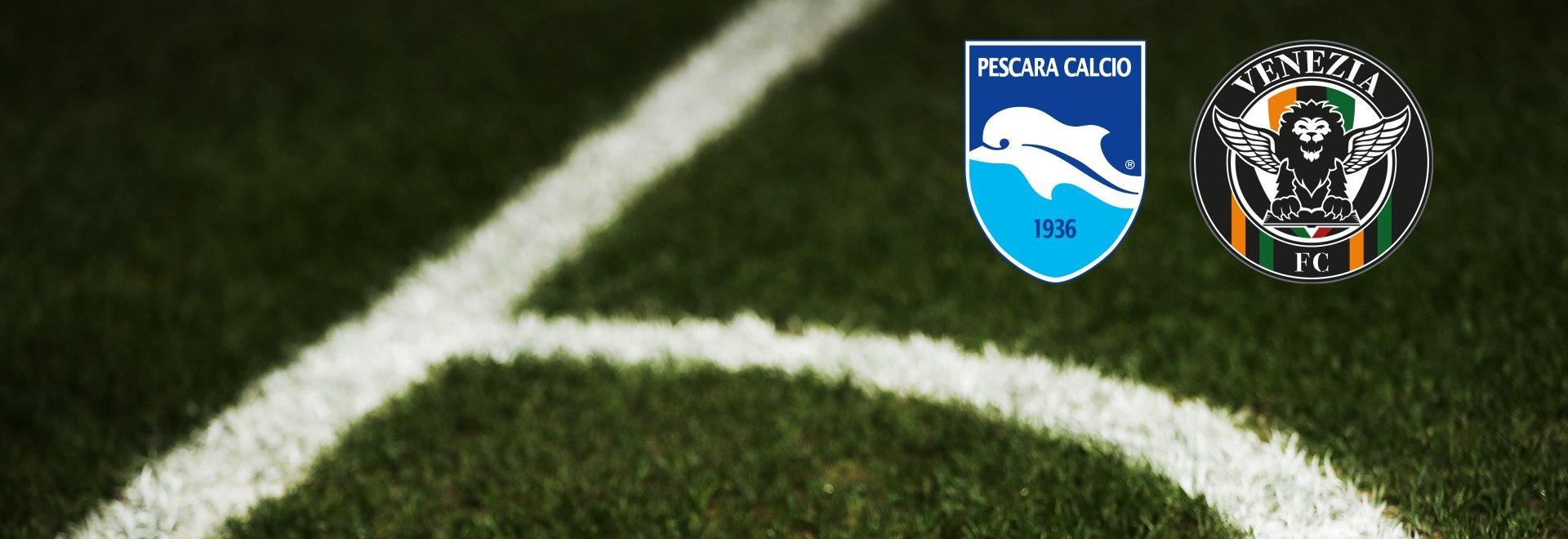 Pescara - Venezia. 15a g.