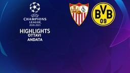 Siviglia - Borussia Dortmund