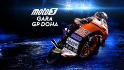 GP Doha. Gara