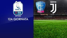 Empoli - Juventus. 12a g.