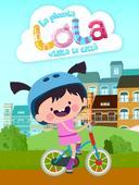 La piccola Lola visita la città