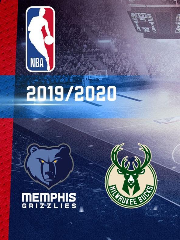 NBA: Memphis - Milwaukee  (diretta)