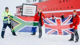 Antartide: la nave perduta di Shackleton