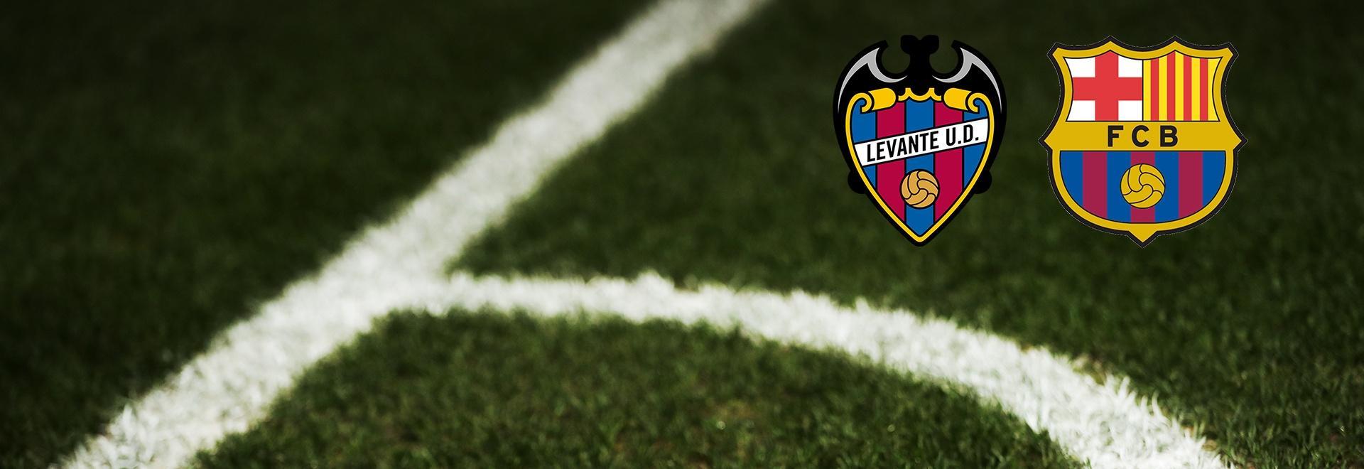 Levante - Barcellona. 12a g.