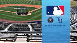Houston - Tampa Bay. ALCS Gara 3