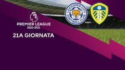 Leicester City - Leeds. 21a g.