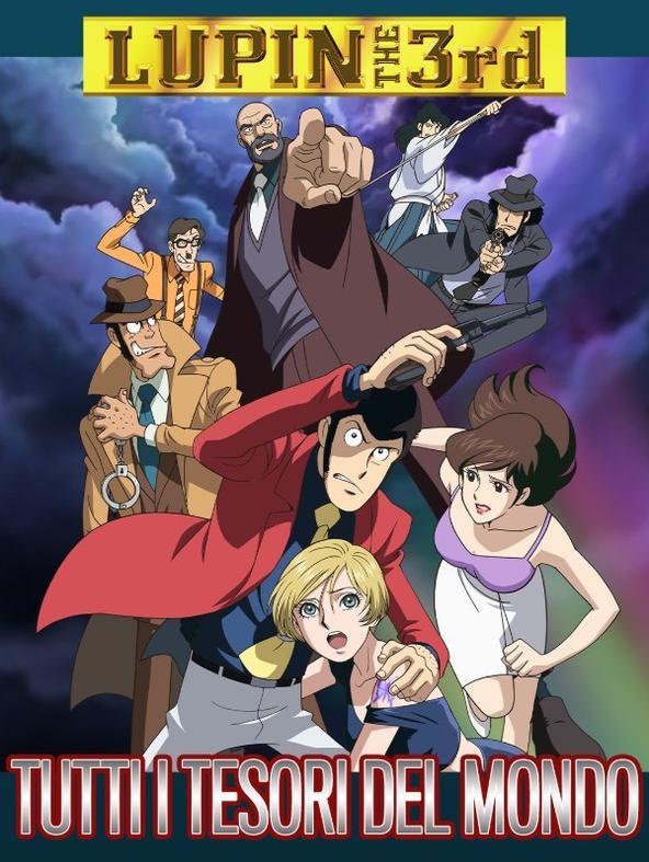 Lupin III - Tutti i tesori del mondo