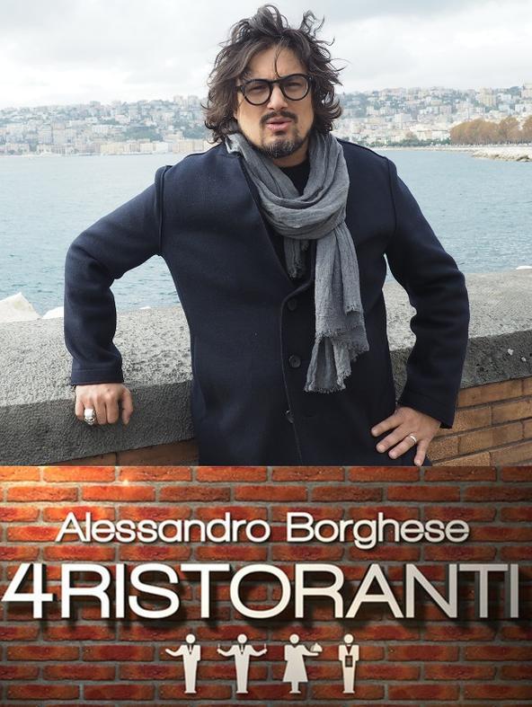 Alessandro Borghese - 4 ristoranti