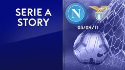 Napoli - Lazio 03/04/11. 31a g.