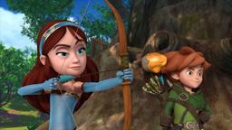 La freccia magica