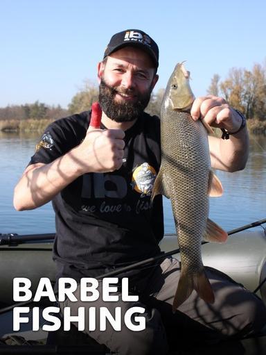 S3 Ep4 - Barbel Fishing Academy 3