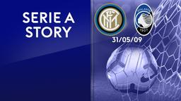 Inter - Atalanta 31/05/09. 38a g.