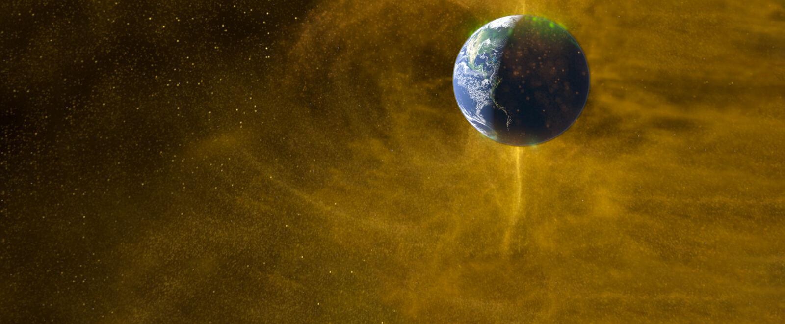 Supertempeste solari