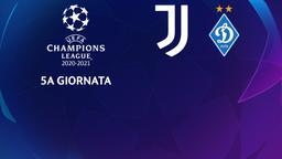 Juventus - Dinamo Kiev. 5a g.