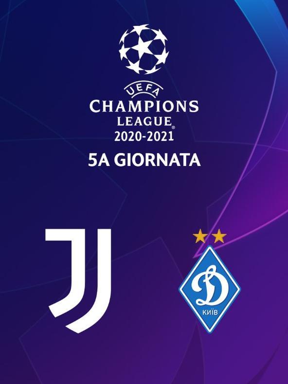 Juventus - Dinamo Kiev    (diretta)