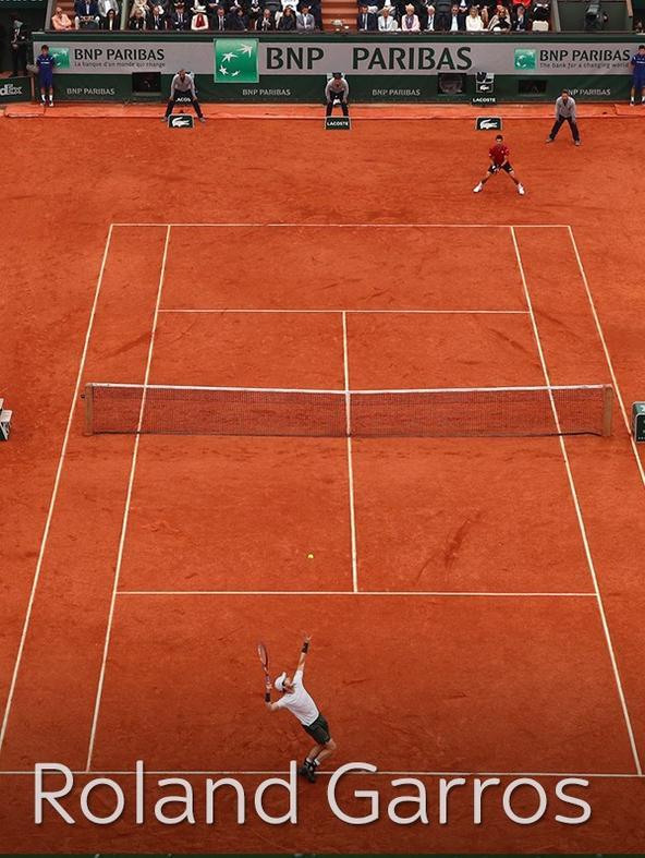 Tennis: Roland Garros