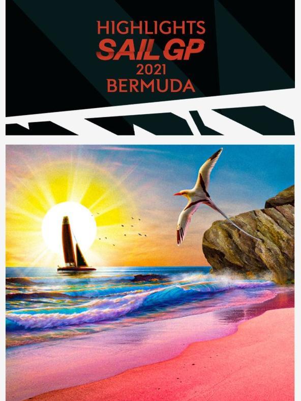 S2021 Ep1 - Vela: Highlights Sail Grand Prix
