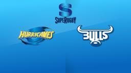 Hurricanes - Bulls. 3° Quarto